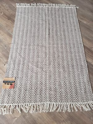 New with tags 40x60in rug. for Sale in Irvine, CA