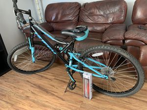 "HUFFY 26"" TRAIL RUNNER, FULL SUSPENSION MOUNTAIN BICYCLE for Sale in Los Angeles, CA"