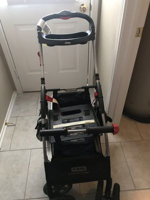 Keep universal car seat stroller for Sale in Killeen, TX