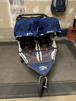 B.O.B. Double stroller $155 or best offer for Sale in Sleepy Hollow, IL