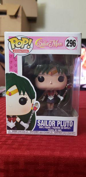Funko pop sailor Pluto sailor moon for Sale in Long Beach, CA