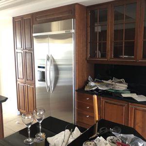 "42"" KitchenAid Refrigerator/Freezer, Great Condition for Sale in Naples, FL"