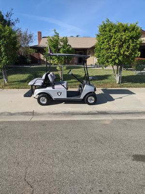 4 seat golf cart for Sale in Fontana, CA