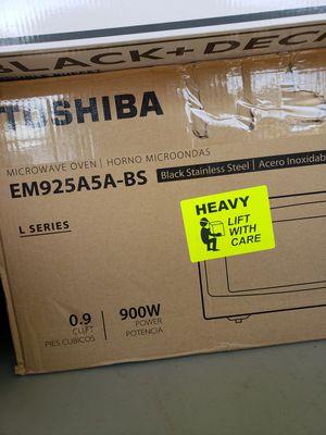 Toshiba Microwave for Sale in Clovis, CA