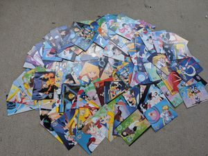 Sailor Moon Trading Card Collection for Sale in Oswego, IL