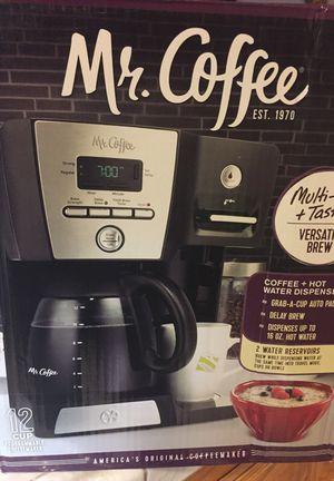 Mr coffee 12 cup programmable coffee maker for Sale in Baldwin Park, CA