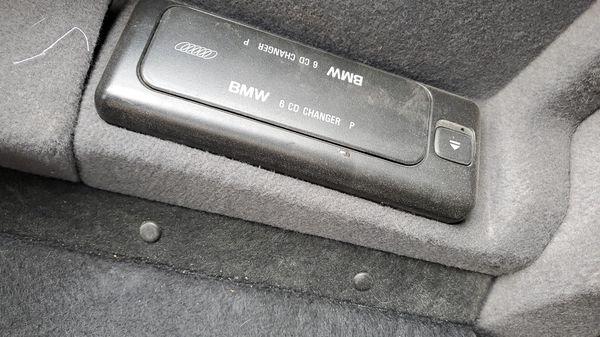 BMW 740i 1999