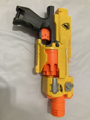 Nerf gun n-strike battery opperated for Sale in Rincon, GA