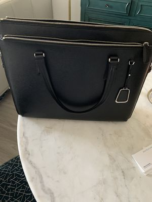 """Tumi bag """"fits up to 15 inch laptop"""" for Sale in Tampa, FL"""