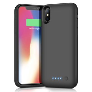 Battery Case for iPhone X/XS/10, 6500mAh Portable Protective Charging Case Extended Rechargeable Battery Pack Charger Case Compatible with iPhone X/ for Sale in Torrance, CA