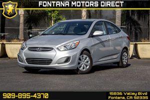2017 Hyundai Accent for Sale in Fontana, CA