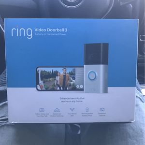 Ring camera for Sale in Washington, DC