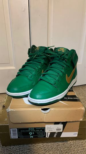 """NIKE DINK HIGH PRO SB """" saint Patrick's """" for Sale in Silver Spring, MD"""