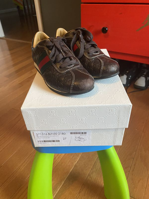 Toddler Gucci shoes