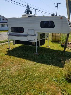 1996 Northland camper 8.6ft for Sale in Centralia, WA
