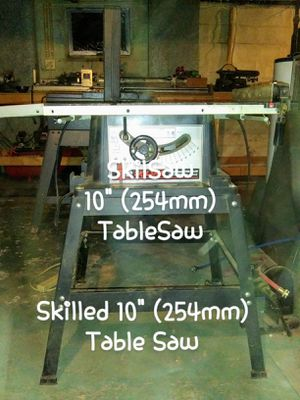 Skill Saw Table Saw (w stand) for Sale in Cleveland, OH