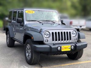 2014 Jeep Wrangler for Sale in Kirkland, WA
