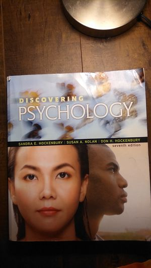 Discovering Psychology textbook for Sale in Long Beach, CA
