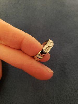 Art deco 18k custom made ring for Sale in Takoma Park, MD