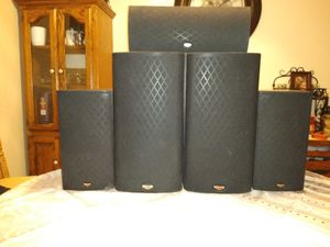 5 Channel Klipsch Speaker System for Sale in Antioch, CA