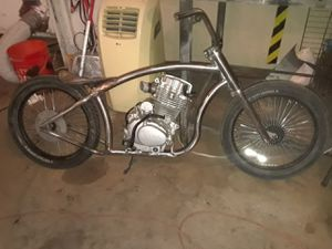 Mini bike scooter chopper motorcycle parts for Sale in Denver, CO