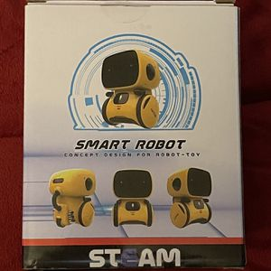 Smart Robot Toys for Kids, Vector Robot Toy with Touch,Voice Control Sing and Dancing Repeat,Recorder,Speak Like You,Gift for Kids for Sale in Norwalk, CA