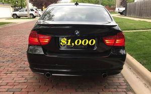 Beatifull BMW 335i twin turbo 2009 SPORT car for sale is in excellent condition, everything works very well..$1OOO💲💲💲.,. for Sale in Oklahoma City, OK