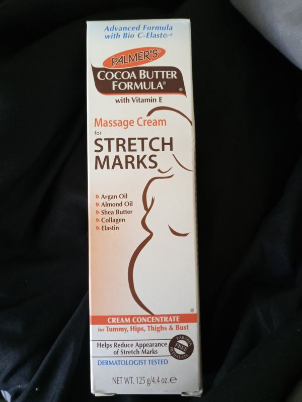 Stretch Marks cocoa butter