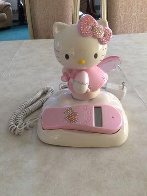 Hello kitty phone for Sale in Red Bank, NJ