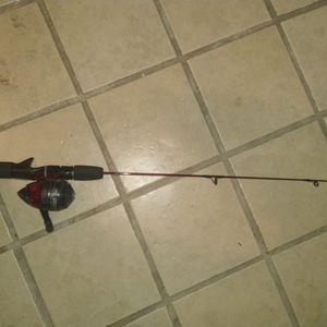 Zebco Dock Demon Fishing Rod N Reel for Sale in Dallas, TX
