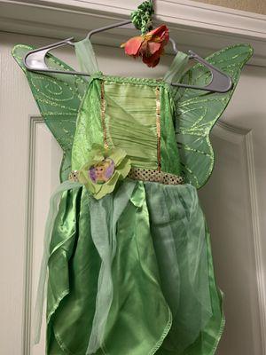 Tinker bell costume size medium . $3 for Sale in Kingsburg, CA