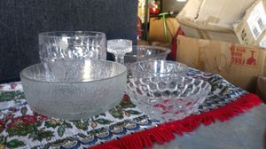 Glass bowls & ECT for Sale in Henderson, NV