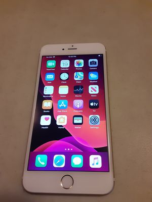 iPhone 6s plus for Sale in Muscoy, CA