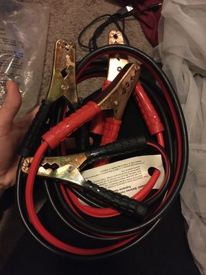 Jumper cables for Sale in Clovis, CA