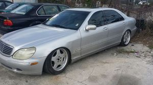 Parting out 2000 mercedes s500 for Sale in Altamonte Springs, FL