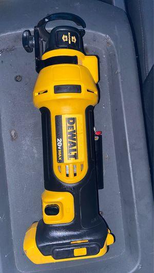 Dewalt Drywall Cutter for Sale in Anaheim, CA