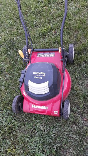 electric lawn mower for Sale in Columbus, OH