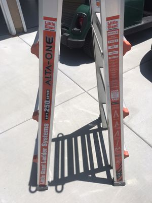 Little Giant ladder for Sale in San Diego, CA