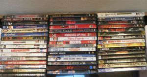 67 DVD titles in excellent condition, $40 for all. for Sale in Tacoma, WA