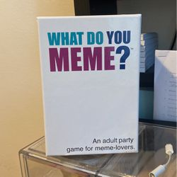 What Do You Meme for Sale in San Diego,  CA