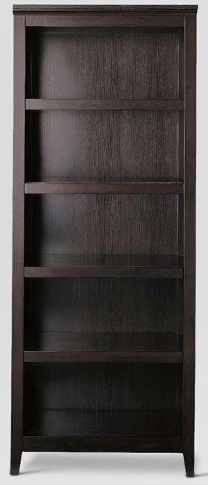 "72"" Carson 5 Shelf Bookcase - Threshold™. for Sale in Rancho Cucamonga, CA"