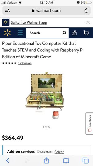 Brand new Piper computer kit for Sale in Fayetteville, NC