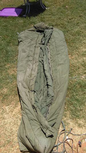 Military style sleeping bag for Sale in Yukon, OK