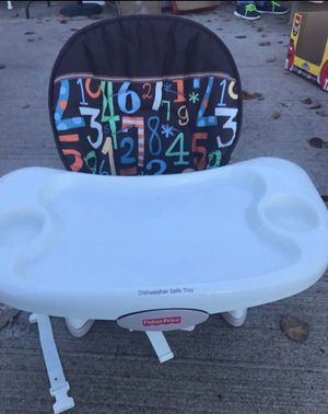 Fisher Price booster seat eating highchair for Sale in Austin, TX
