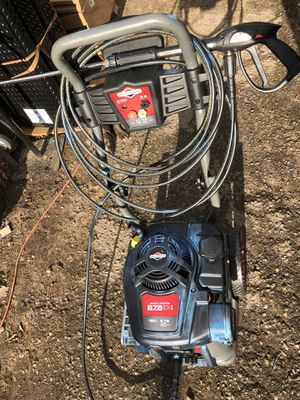 Briggs and Stratton Gas Pressure Washer for Sale in Modesto, CA