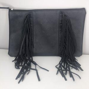 Black fringe purse for Sale in MD, US