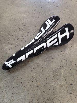 """New"" Full Carbon Fiber bike race seat for Sale in Seattle, WA"