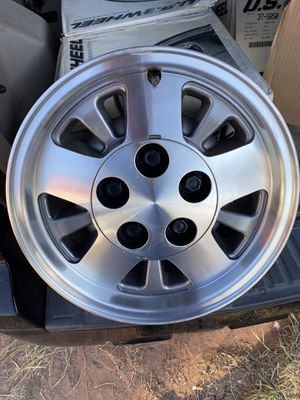 Set of 4 new rims for Sale in Odessa, TX