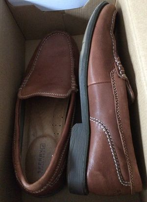 Hard Toe Boots, almost new Sherry men's shoes for Sale in Rock Hill, SC
