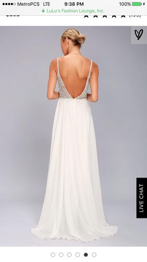 Wedding dress for Sale in Glendale, CA